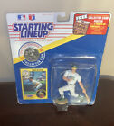 MARK MCGWIRE 1991 Starting Lineup W/ Special Edition Collector Coin