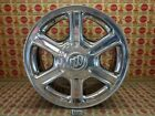 05 06 07 BUICK RAINIER ALUMINUM 6 SPOKE WHEEL RIM 17X7 17 9594014 OEM