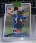 Topps Reaches Agreement With NFL To Make Football Cards in 2010 7