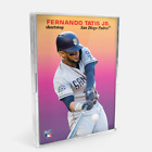 2019 Topps Throwback Thursday Complete Master Set Fernando Tatis Jr RC TBT Trout