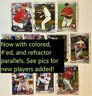 2020 Topps Now MLB Network Top 100 Players Baseball Cards 14