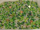 Two Pounds Assorted Chinese Millefiori Glass Beads Wholesale Clearance Lot S 1