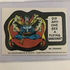 1976 Topps Marvel Super Heroes Stickers 14