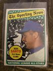 Ron Santo Cards, Rookie Card and Autographed Memorabilia Guide 8