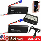 2700mAh 74V Universal Li po Battery Charger for Hubsan H501S X4 H502S RC Drone