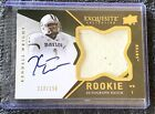 2012 Upper Deck Exquisite Football Rookie Autograph Patch Visual Guide 42