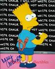 Not Enough D'Oh - Simpsons Trading Cards Autograph Guide 22