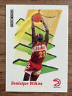 Dominique Wilkins Rookie Cards and Autographed Memorabilia Guide 20
