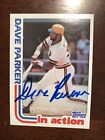 Dave Parker Cards, Rookie Cards and Autograph Memorabilia Guide 42