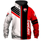 Hot 2021 DUCATI MOTORCYCLES Top Gift Man's Hoodie 3D size s to 5xl