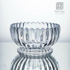 Crystal Glass Serving Bowl 9 Centerpieces for Parties Food Salad Fruit Mixing
