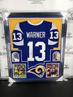Kurt Warner Cards, Rookie Cards and Autographed Memorabilia Guide 56