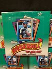 1990 Topps Baseball Sealed 36 Pack CELLO WAX TEST Issue BOX Frank Thomas Rookie