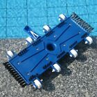 Above Ground  In Ground Swimming Pool Weighted Vacuum Head w Side Brushes