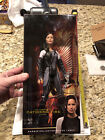 Mattel Barbie Hunger Games Catching Fire Katniss Black Label Doll New in Box