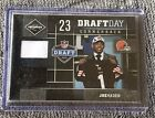 2010 Limited Draft Day Joe Haden Patch Jersey Rookie 50 Browns