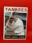 Comprehensive Guide to 1960s Mickey Mantle Cards 130