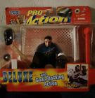 Starting Lineup Olaf Kolzig Pro Action Hockey Deluxe with Goal-Blocking Action