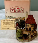 David Winter TOLLKEEPER'S COTTAGE, In the Country Collection, COA + box
