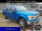 2020 Ford F 150 XLT 4WD SuperCrew 55 Box 2020 Ford F 150 XLT 4WD SuperCrew 55 Box 31506 Miles Blue Truck V6 Cylinder En