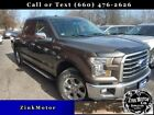 2017 Ford F 150 XLT 4WD SuperCrew 55 Box 2017 Ford F 150 XLT 4WD SuperCrew 55 Box 102189 Miles Brown Truck V6 Cylinder