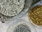 CRUSHED GLASS FOR RESIN ART craft home decor vase filler Free shipping