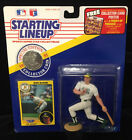 New Sealed 1991 STARTING LINEUP FIGURE with CARD & COIN MARK McGWIRE OAKLAND A'S