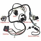 ATV Go Kart Ignition Coil Replacement Wire Harness Accessory For GY6 125CC 150CC