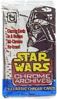 1999 Topps Star Wars Chrome Archives Trading Cards 9