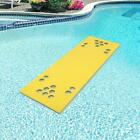 3 Layer 58 x 2ft Floating Pad Beer Pong Table Mat Pool Swimming Boat Lake Toy