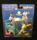 New Sealed SAMMY SOSA STARTING LINEUP 1998 EXTENDED SERIES Chicago Cubs NIP