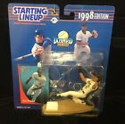 New Sealed Tony Womack 1998 Starting Lineup Extended Series Pittsburgh Pirates