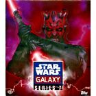 2012 STAR WARS GALAXY Series 7 Factory Sealed Trading Card Case of 8 Boxes