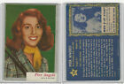 1953 Topps Who-z-at Star Trading Cards 12