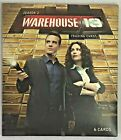 2011 Rittenhouse Archives Warehouse 13: Season Two Trading Cards 5