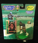New Sealed 1999 Ricky Williams Starting Lineup NIB New Orleans Saints With Card