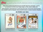 2021 TOPPS CLEARLY AUTHENTIC HOBBY BOX - PRESELL (JULY 2021)