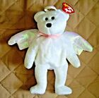 HALO BEANIE BABY...BROWN NOSE August 31, 1998...MINT WITH MINT TAG