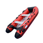 BRIS 10ft Inflatable Boat Dinghy Yacht Tender Fishing Pontoon Boats