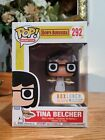 Funko Pop! Animation Bob's Burgers Tina Belcher #292 Box Lunch Exclusive Vaulted