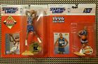 STARTING LINEUP GRANT HILL 1995 ROOKIE OF THE YEAR~1996 EXTENDED SERIES FIGURES