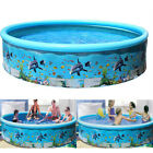 Family Swimming Pool Garden Outdoor Summer Inflatable Kids Paddling Summer Pools