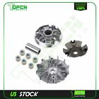 For Mopeds with 125cc 150cc 4 stroke GY6 QMJ engine Roller Fan Clutch Variator