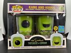 Funko Pop! - The Simpsons: Kang and Kodos SDCC Exclusive GIT 2-pack