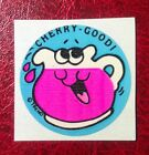 Vintage Trend Matte 80S Scratch And Sniff Sticker Strong Scent