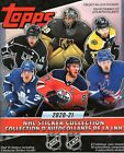 2020-21 Topps NHL Sticker Collection Hockey Cards - Checklist Added 24