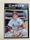 Top 10 Ted Simmons Baseball Cards 21