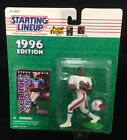 New Sealed 1996 NFL Starting Lineup Steve McNair Houston Oilers Action Figure NM