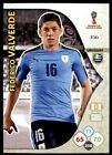 2018 Panini Adrenalyn XL World Cup Russia Soccer Cards - Checklist Added 21