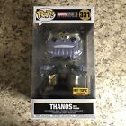 Funko Pop Marvel Studios Frist Ten Years Thanos With Throne Hot Topic Exclusive